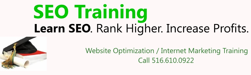 Long Island SEO Training | SEO Training on Long Island | Search Engine Optimization Training
